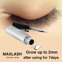 MAXLASH Natural Eyelash Growth Serum (eyelash extension mascara coating)