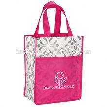 bespoke trade show woven bag