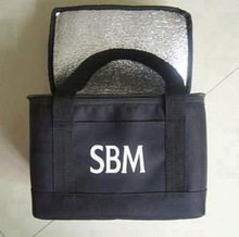 TDC Exhibitor,D&B checked and BV verified bottle wine cooler bag