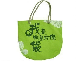 TDC Exhibitor,D&B checked and BV verified Customized personalized canvas tote bags