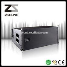 powerful outdoor pro audio line array speaker