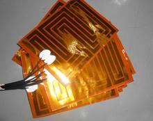 الأشعة تحت الحمراء لوحة سخان مختلفة السطح صورة الصورة المطبوعة المتاحة