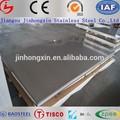 fábrica de menor precio de resistencia a la corrosión 316l perforada de acero inoxidable de la hoja de metal