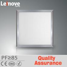 China Manufacturer Wholesale round silver led panel light 3500k
