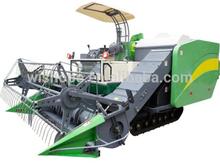 Full Feeding Rice Combine Harvester