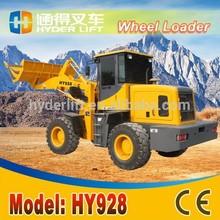 easy operation backhoe loader mini