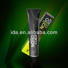 Natural essence permanent hair color for men
