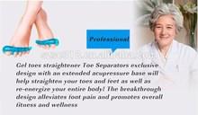 100% Brand NEW Toe Straightener Separators for Foot Pain