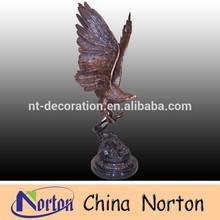 indoor decoration bronze eagle sculpture NTBH-D151