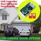 Automatic garage door opener / GSM Remote control garage door operator / Sectional garage door opener