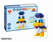 Toys 2015 New Products Large Building Blocks -Duck 480 Pcs Toys For Kids