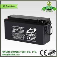 2015 hot selling nominal voltage 12v ups storage batteries,12v 150ah lead acid batteries,24v 150ah battery pcakage