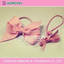 hair ornaments/grosgrain ribbon bow tie/flashing bow tie