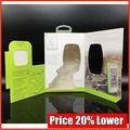 Rouge boîtes faveur de mariage, bon approvisionnement de carton d'emballage non imprimé