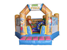 Inflatable Pirate Bouncer, Commercial Inflatable Jumper for Kids