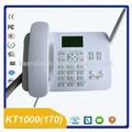стационарных телефонов с сим-карты kt1000(170)