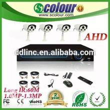 hs code cctv camera AHD camera kits