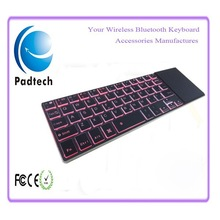 10.1 inch Backlit Wireless Tablet Keyboard