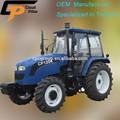 Cp1204 120hp 4wd 11.2-24/16.9-34 16f+8r marchas grande tractor agrícola