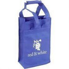 6 bottle non woven wine bag