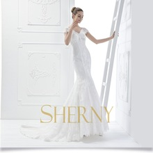 Sherny Bridals Guangdong Best Selling Tight Sexy Short Wedding Dresses