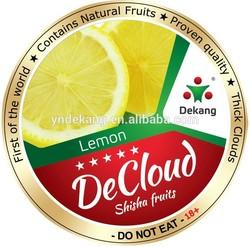 Dekang Most Wanted Shisha Fruits for Hoohak Shisha- Lemon Flavor