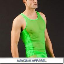 Hot sexy mens transparent underwear buy sportswear in china K814-BX
