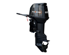 Big power evinrude Outboard Marine engines for sale 60hp long shaft