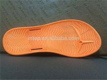 Fluorescent PHYLON MD sole 2 elastic Rubber EVA Foam flip flop shoe Sole