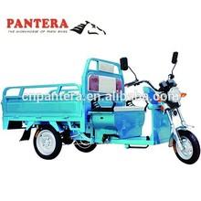 PT-EC Best Design Pratical Powered Cargo Electric Three Wheel Motorcycle