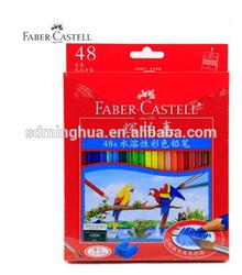 24 colors Faber castell watercolor pencils