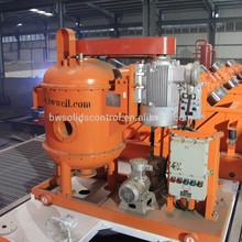 Vacuum Tank Degasser in Mud System