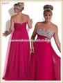 Custom made longo red sweetheart frisado um- linha de volta espartilho grávidas vestidos de baile