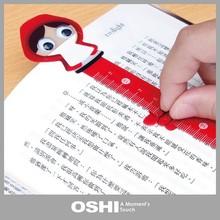 Novelty Book Mark, creative Pointer design, PP material, Customization