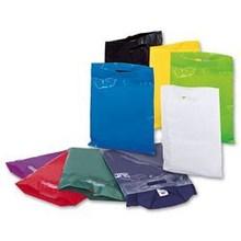 Rainbow Color Postage Custom Made Eco Friendly Cheap Plastic Poly Bag