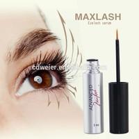 MAXLASH Natural Eyelash Growth Serum (eyelash extension tweezers vetus)
