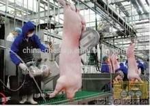 schwein schlachtlinie Schlachthof