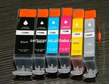 compatible canon ink cartridge pgi-125/225/325/425/525/725/825 cli-126/226/326/426/526/726/826