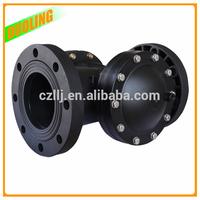 "Duoling DN50 2"" rubber pinch valve for sand filter biggest manufacturer"