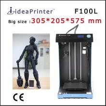 High resolution 0.02 mm fdm desktop 3d printing machine corp 3d printer