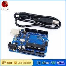 New Original Version Uno R3 SMD controller UNO R3 ATmega328 ATmega16U2 Development Board From Alibaba China Wholesale