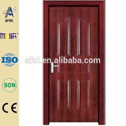 Zhejiang AFOL 2015 hot sale machines making reinforced steel security door latest design