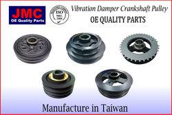 JMMZ-CP001 Vibration Damper Crankshaft Pulley for MX-5 MIATA 06-14 LF94-11-400 LF9411400 594-414