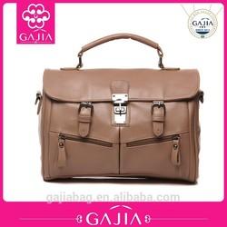 China online shopping lady tote bag,PU leather vintage woman handbag