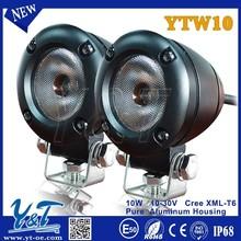 Y&T hot sale motorcycle led spot lights, electric car conversion kit, led fog lights led ring fog light