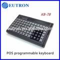 terminal pos keylock programáveis teclado com leitor de cartão