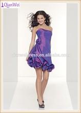 short purple taffeta cheap cocktail dresses under 30 homecoming dresses