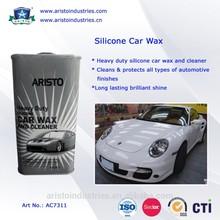 EZ Formula Liquid Silicone Car Wax