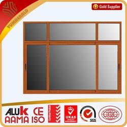 Shanghai NEW Style Aluminum Wood Window