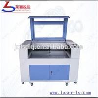 CO2 Glass Tube Mini Laser Engraving Machine LS-5030, wood crafts mini laser engraving machine